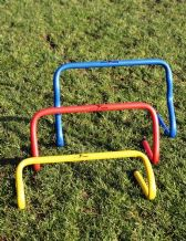 "9"" Step Training Hurdle - Red"